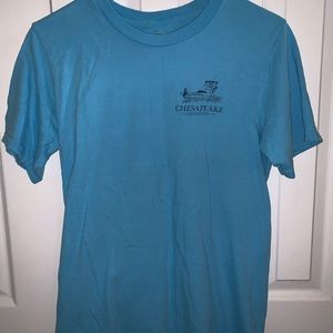Tops - Chesapeake Collection Blue Boat Tee Shirt
